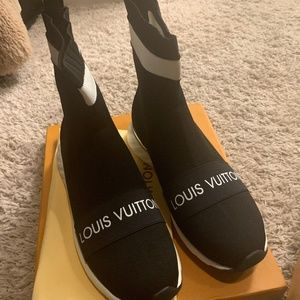 Louis Vuitton Aftergame Sneakers, Brand New